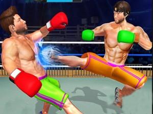 BodyBuilder Ring Fighting Club