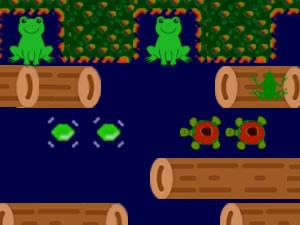 Cross The Frog