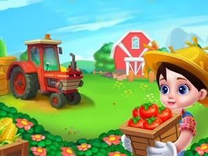 Farm House - Farming Games for Kids