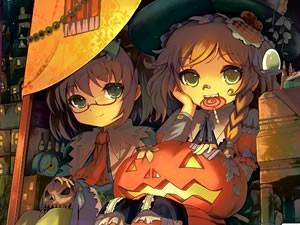 Halloween Girls Jigsaw