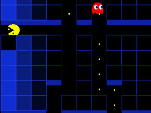 Hidden Pacman