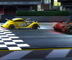 Hot Rod Racers (327 times)