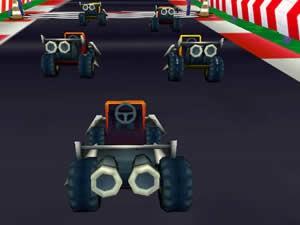 Kart Racer (47 times)