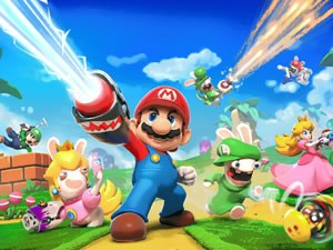 Mario Kingdom Battle