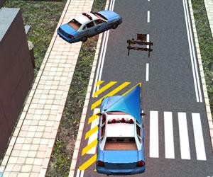 Park it 3D Police