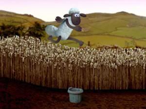 Shaun the Sheep Alien Athletics