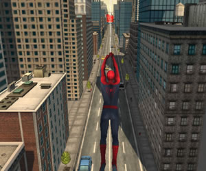 Spider Man 2 Endless Swing (233 times)
