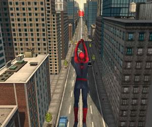 Spider Man 2 Endless Swing